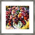 Spring Lilac Framed Print