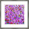 Spring Tulips - Photopower 3121 Framed Print