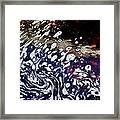 Sprites Aflight Framed Print