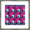 Squares10 Framed Print
