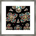 Stained Glass Glory Framed Print