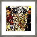 Story Of Mexico 7 Framed Print