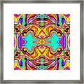 Sunrae Framed Print