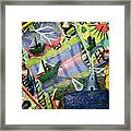 Surrealism Of The Souls Framed Print