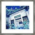 Suzhou Rooftop Framed Print