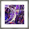 Swirl 1 Framed Print
