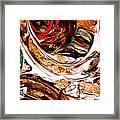 Swirl  2 Framed Print