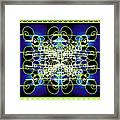 Swirling 1 Framed Print