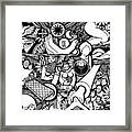 Symbols I Am Sick Of Symbols Framed Print