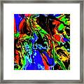 Tempest Of The Storm Framed Print