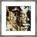 Tenementality Framed Print