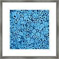 Texture6 Framed Print by Riad Belhimer