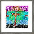 Thank God For Good Friday 3 Framed Print