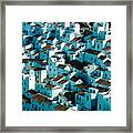 The Ancient Village Of Cacares Framed Print