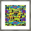 The Arts Of Textile Designs #28 Framed Print
