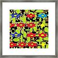 The Arts Of Textile Designs #42 Framed Print