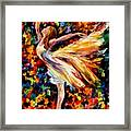 The Beauty Of Dance Framed Print