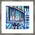 The Canvas Story  Framed Print