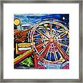 The Carnival Concoction Framed Print