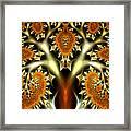 The Citrus Tree Framed Print