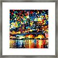 The City Of Valetta - Malta Framed Print