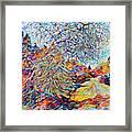 The Dendritic Tree Framed Print