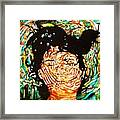 The Drowning Artist Framed Print