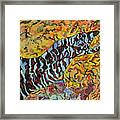 The Fierce Eel Framed Print