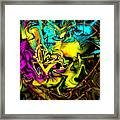 The Flame In My Heart Framed Print