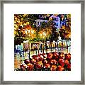 The Flowers Of Luxembourg Framed Print