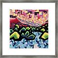 The Fluctuation Of Matter And Spirit Framed Print