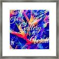 The Gallery Wall Framed Print