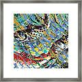 The Gold Spoon Framed Print