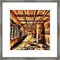 The Hallway Framed Print