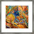 The Jordan River Framed Print