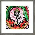 The Knowing  Framed Print