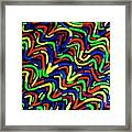 The Labyrinth With Happy Ending Framed Print