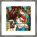 The Lamb Framed Print