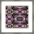 The Many Faces Of Eve Framed Print