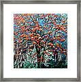 The Mighty Immortelle Framed Print by Karin  Dawn Kelshall- Best