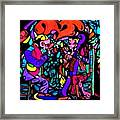 The Musicians Framed Print