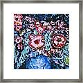 The New Bouquet Framed Print