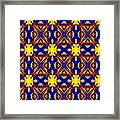 The Quilting Party Framed Print