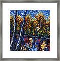 The River Song  Framed Print