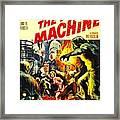 The Time Machine B Framed Print