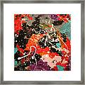 Through The Eyes Of The Universe Framed Print