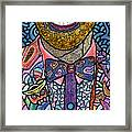 Tie the Knot for Equality Framed Print