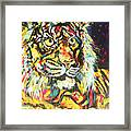 Tiger #2 Framed Print