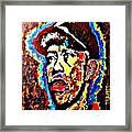 Tiger Woods Framed Print