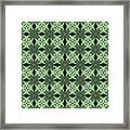 Tiles.2.272 Framed Print